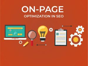 On Page optimization in seo